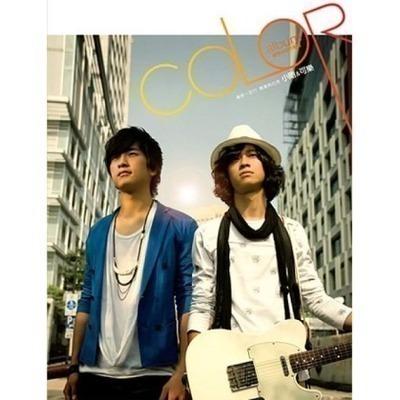 COLOR首張全創作專輯 專輯封面
