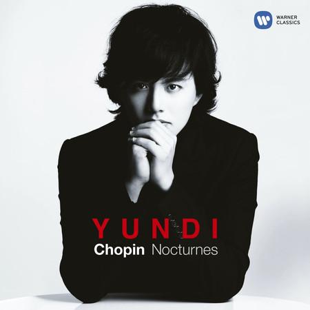 Chopin Nocturnes 蕭邦《夜曲》全集 專輯封面