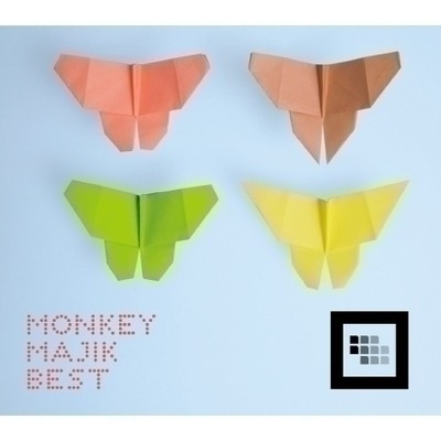 猴子把戲精選 專輯封面