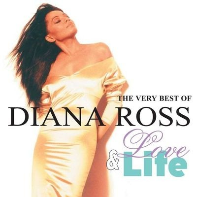 Love And Life: The Very Best Of Diana Ross 專輯封面