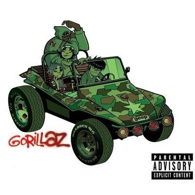 Gorillaz 專輯封面