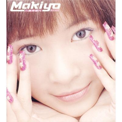 Makiyo同名專輯 專輯封面