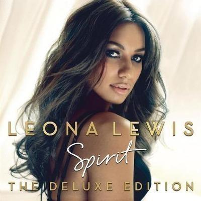 Spirit (The Deluxe Edition) 心靈深處 白金慶功版 專輯封面