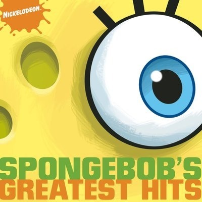SpongeBob's Greatest Hits 專輯封面