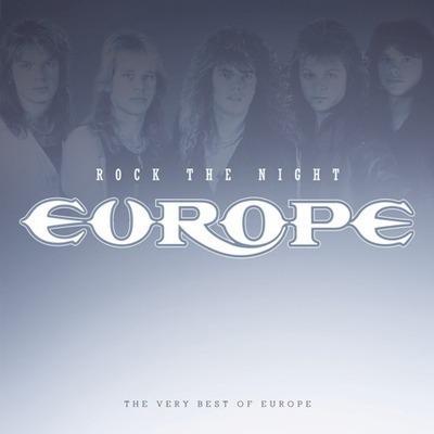 Rock The Night:The Very Best Of Europe 重裝搖滾精選 專輯封面
