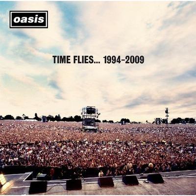 Time Flies...1994-2009 專輯封面