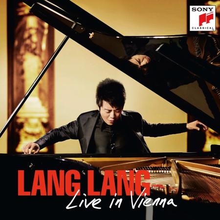 Lang Lang Live in Vienna 專輯封面