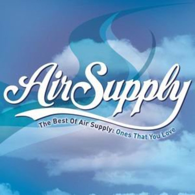The Best of Air Supply: Ones That You Love 謝謝你的愛 ~ 2007最新精選 專輯封面