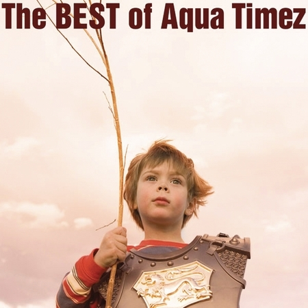 Best of Aqua Timez 街頭收藏 專輯封面