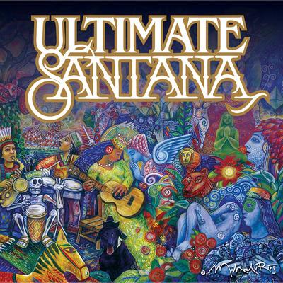 Ultimate Santana 專輯封面