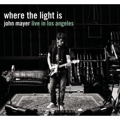 Where The Light Is Live In Los Angeles 專輯封面