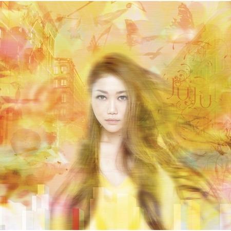 JUJU同名專輯+JU式情歌 專輯封面