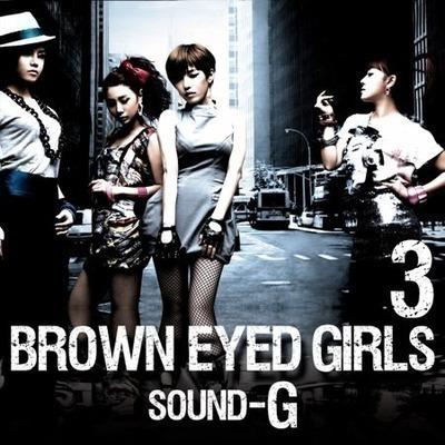 Sound G 專輯封面