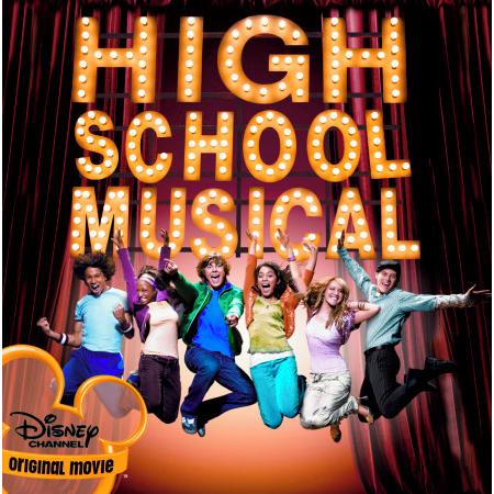 High School Musical Original Soundtrack 專輯封面