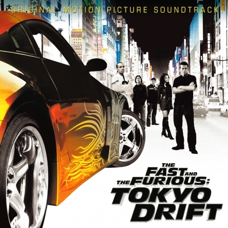 The Fast And The Furious: Tokyo Drift 專輯封面