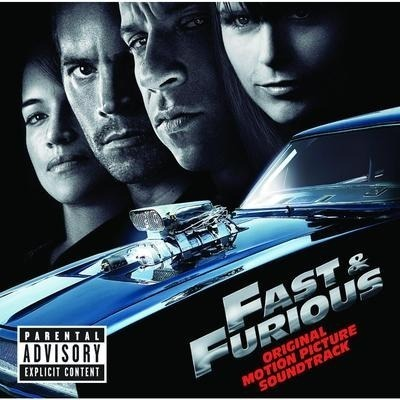 Fast and Furious 專輯封面