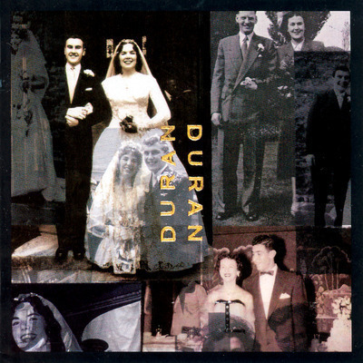 Duran Duran (The Wedding Album) 專輯封面