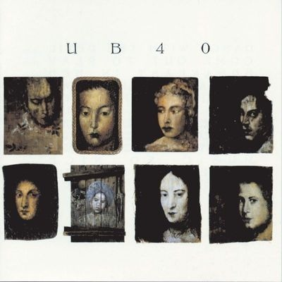 UB40 專輯封面