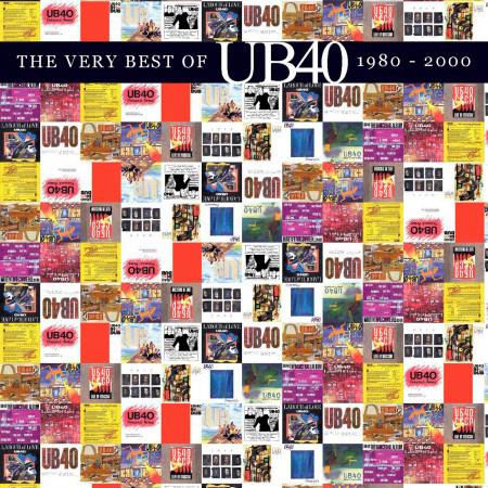 The Very Best Of UB40 專輯封面