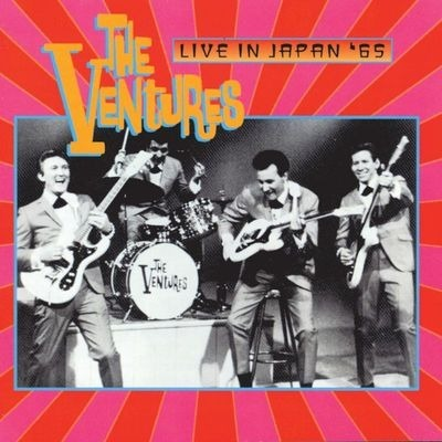 Live In Japan 65 專輯封面