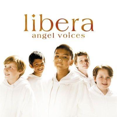 Angel Voices 純淨天籟 專輯封面