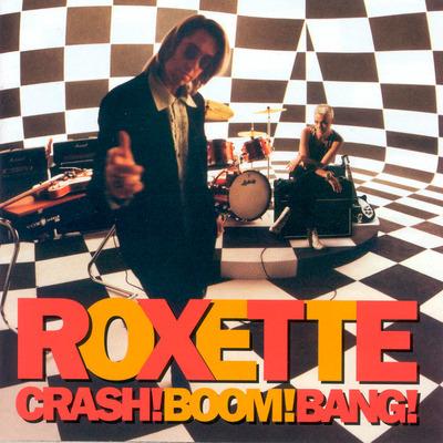 Crash! Boom! Bang! 石破天驚 專輯封面