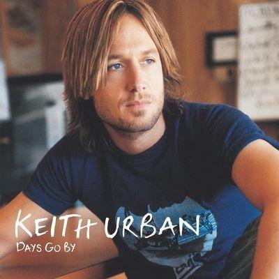 Keith Urban Days Go By 專輯封面
