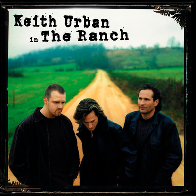 Keith Urban In The Ranch 專輯封面