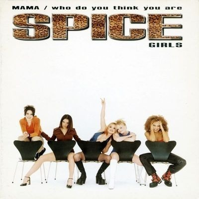 Mama/Who Do You Think You Are 專輯封面