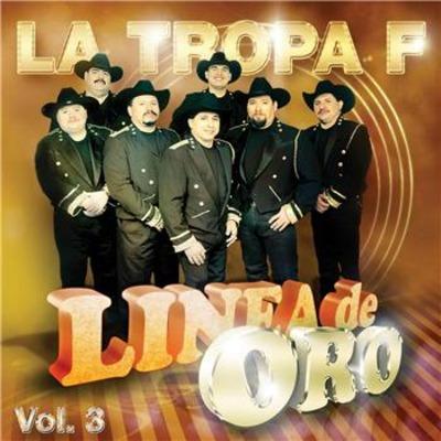 Linea De Oro Vol. 3 專輯封面