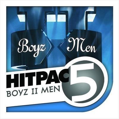 Boyz II Men Hit Pac - 5 Series 專輯封面