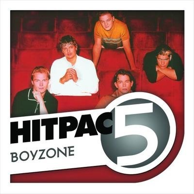 Boyzone Hit Pac - 5 Series 專輯封面