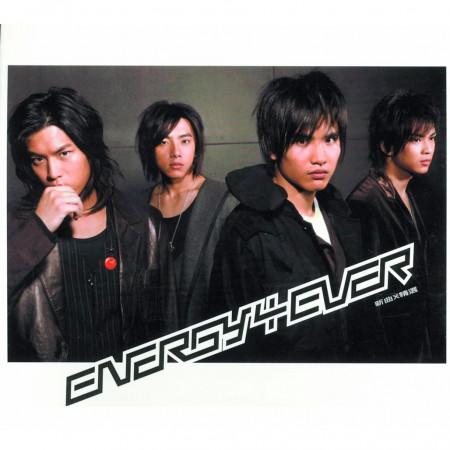 ENERGY!4EVER 專輯封面