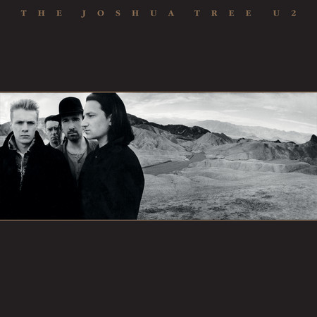The Joshua Tree 專輯封面