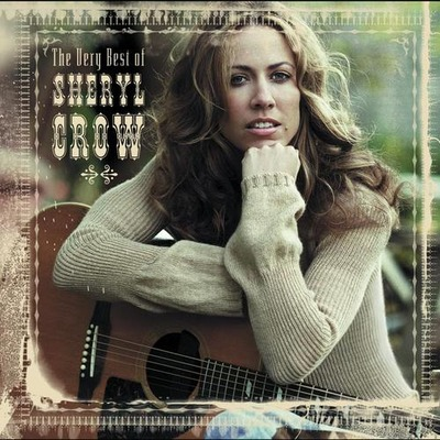 The Very Best Of Sheryl Crow 專輯封面
