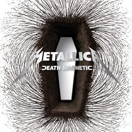 Death Magnetic 專輯封面