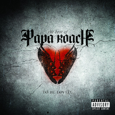 To Be Loved: The Best Of Papa Roach 專輯封面