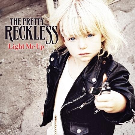 Light Me Up 專輯封面