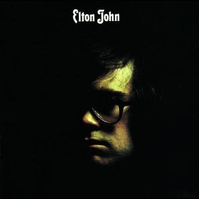 Elton John 專輯封面