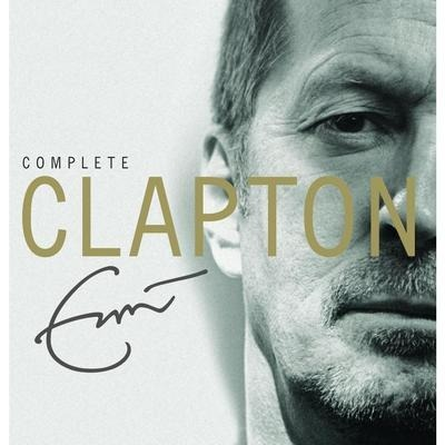 Complete Clapton 專輯封面
