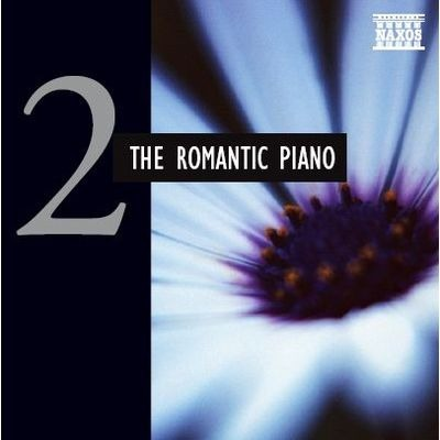 古典最愛101第2集 浪漫的鋼琴音樂 專輯封面