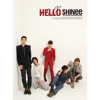 第二張專輯冠軍C版 [HELLO] 專輯封面