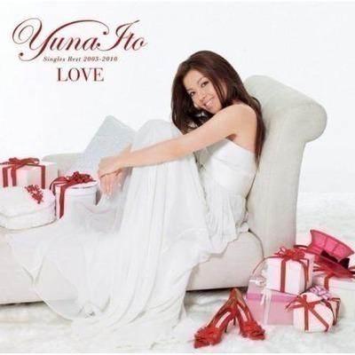 愛的獻禮 2005-2010精選輯 專輯封面