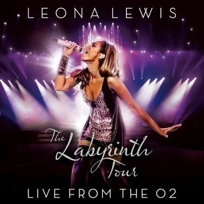 The Labyrinth Tour - Live From The O2 (Amaray Packaging) 愛情迷宮倫敦演唱會 專輯封面