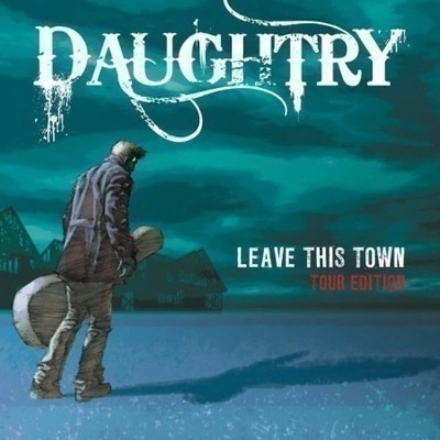 Leave This Town (Tour Edition) (ROW CD+DVD) 專輯封面