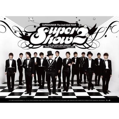 SUPER SHOW 2 專輯封面