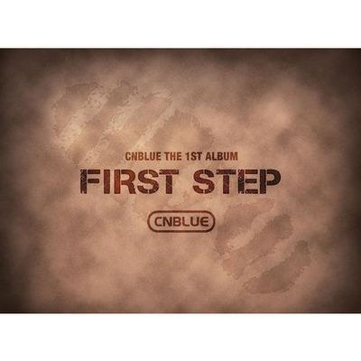 FIRST STEP 專輯封面