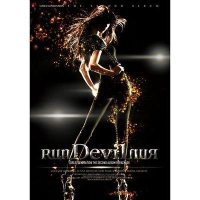 Run Devil Run 專輯封面