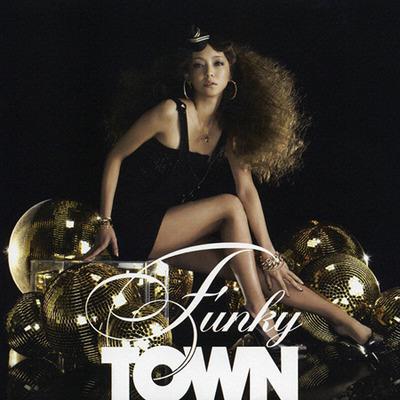 FUNKY TOWN 專輯封面
