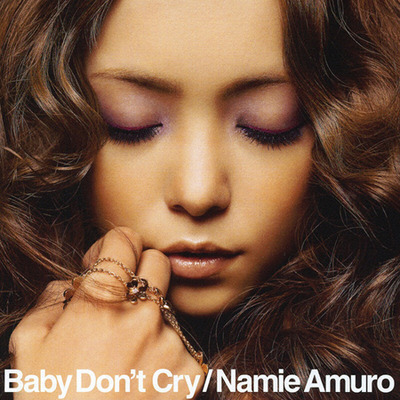 Baby Don't Cry 專輯封面